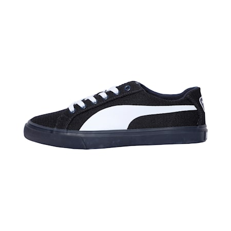 Rap Low Knit IDP, Peacoat-Puma White, small-IND