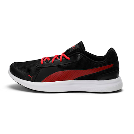 Echelon V2 MU IDP Sneakers., Black-Asphalt-High Risk Red, small-IND