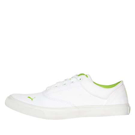 Icon IDP Sneakers, Puma White-Acid Lime, small-IND