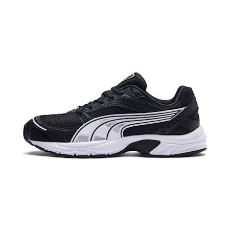 Axis IMEVA SoftFoam+ Sneakers, Puma Black-Puma White, small-IND