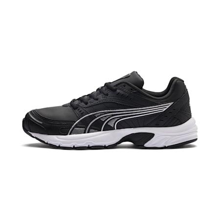 Axis SL Sneakers, Puma Black-Puma Silver, small