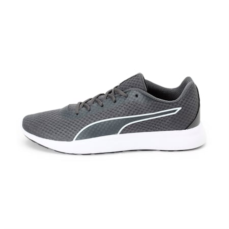 Propel EL IDP Men's Sportstyle Shoes, Iron Gate-Puma White, small-IND