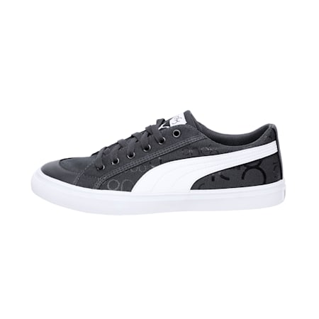 PUMA x one8 Men's Sneakers, Iron Gate-Puma White-Black, small-IND