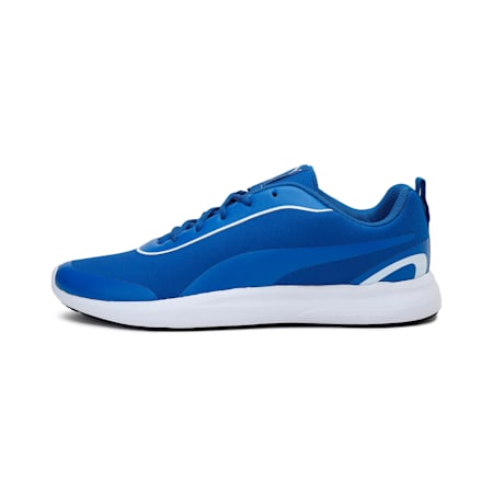 Flipster IDP, Royal Blue-Puma White, small-IND