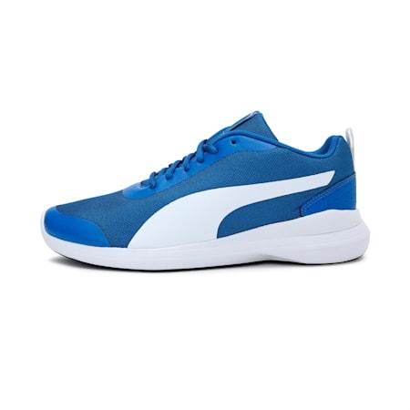 Lazer Evo IDP Shoes, Royal Blue-Puma White, small-IND