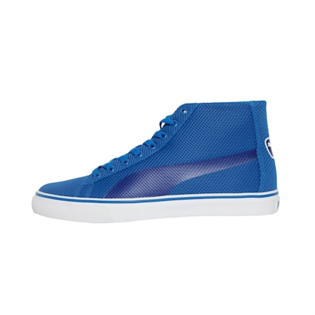 Troop Mid Knit IDP, Royal Blue-Puma White, small-IND
