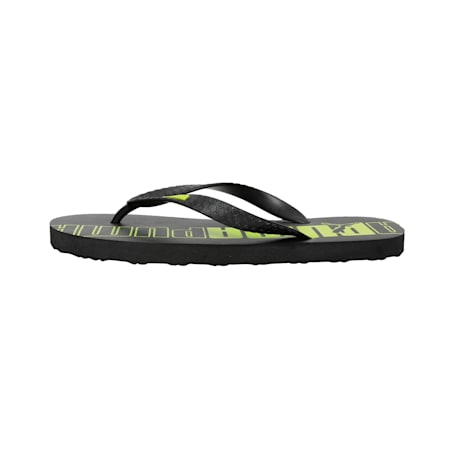Altai IDP Flip flop, Limepunch-Puma Black, small-IND