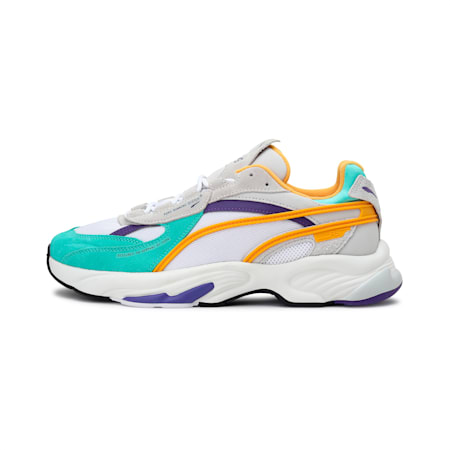 RS-Connect Drip Shoes, Biscay Green-Puma White, small-IND