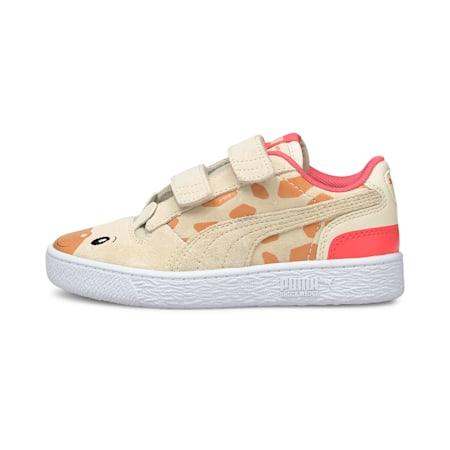Ralph Sampson Lo Animal Kids' Sneakers, Eggnog-Eggnog, small-IND