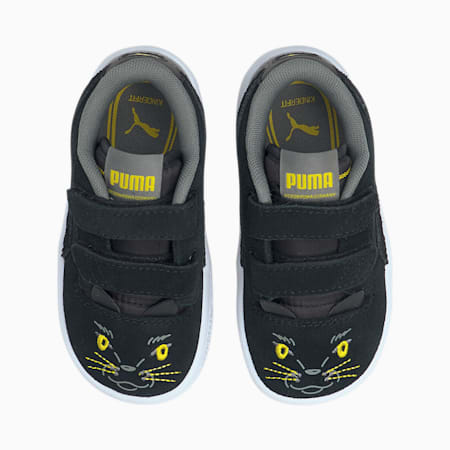 Ralph Sampson Lo Animals sneakers baby's, Puma Black-Puma Black, small