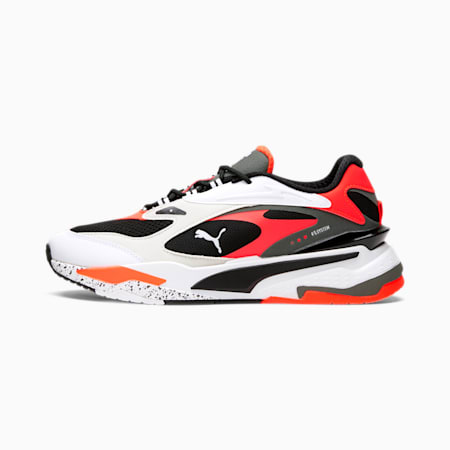 RS-Fast Sneakers, Puma White-Black-Red Blast, small
