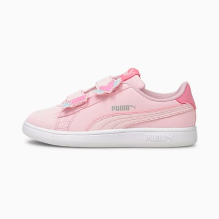 Zapatillas Smash v2 Unicorn para niños, Pink Lady-Pink Lady, small