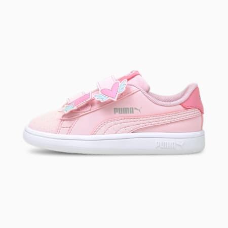 Zapatillas Smash v2 Unicorn para bebés, Pink Lady-Pink Lady, small