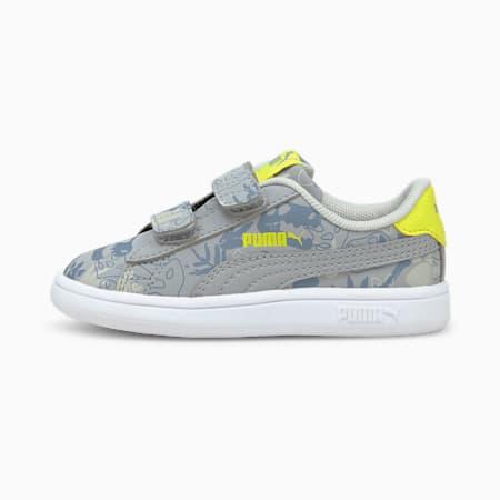 Smash v2 Archeo Summer Baby Sneaker, Quarry-Quarry, small