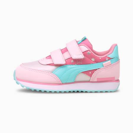 Future Rider Unicorn Kinder Sneaker, Sachet Pink-Island Paradise, small