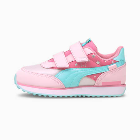 Future Rider Unicorn sneakers kinderen, Sachet Pink-Island Paradise, small