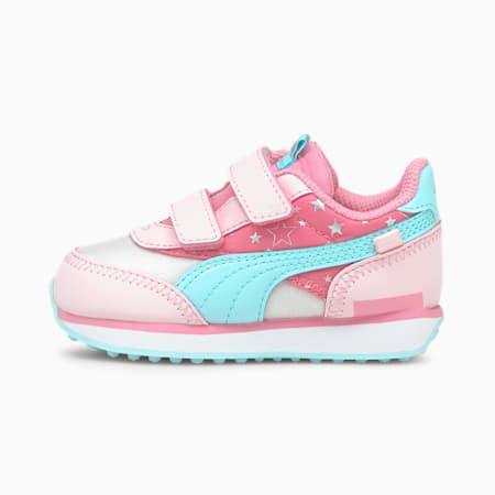 Future Rider Unicorn Baby Sneaker, Sachet Pink-Island Paradise, small
