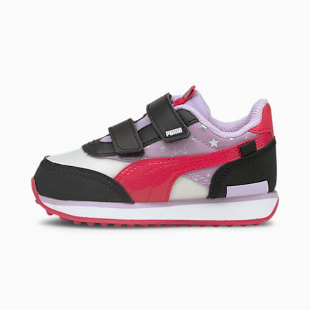 Future Rider Unicorn Baby Sneaker, Light Lavender-Virtual Pink, small
