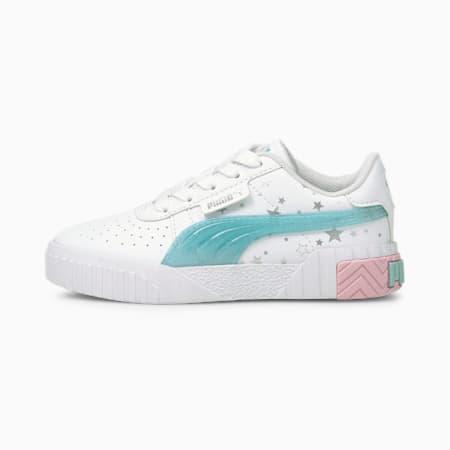 Cali Unicorn Kinder Sneaker, Pink Lady-Puma White, small
