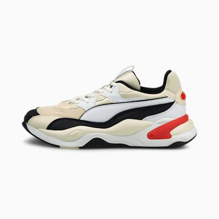 RS-2K Sahara Utility Shoes, Eggnog-Puma Black, small-IND