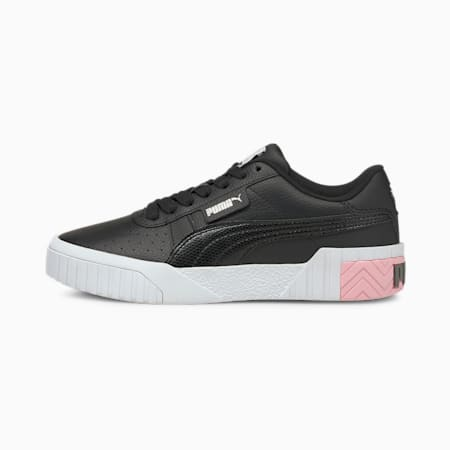 Cali Youth Trainers, Puma Black-Pink Lady, small-GBR