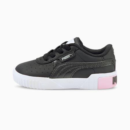 Zapatos Calipara bebés, Puma Black-Pink Lady, pequeño