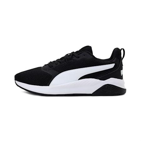 Anzarun Unisex Sneakers, Puma Black-Puma White, small-IND