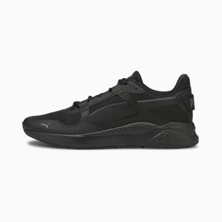 Anzarun Grid Unisex Shoes, Puma Black-Puma Black, small-IND