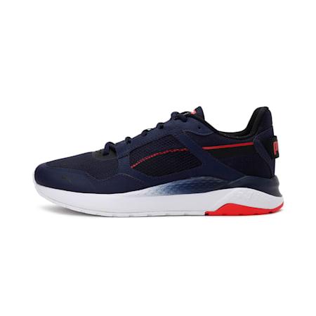 Anzarun Grid Shoes, Peacoat-Puma Black, small-IND