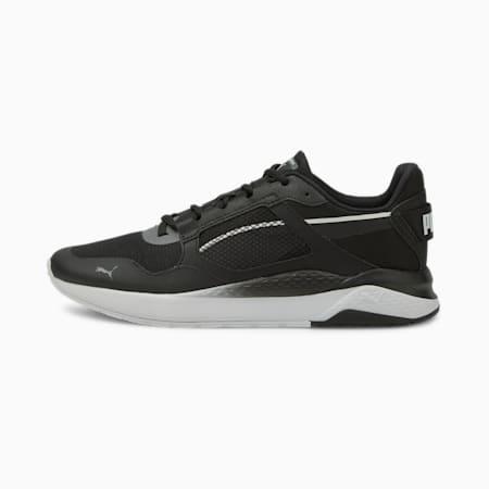 Anzarun Grid Unisex Shoes, Black-Puma Black-Puma White, small-IND