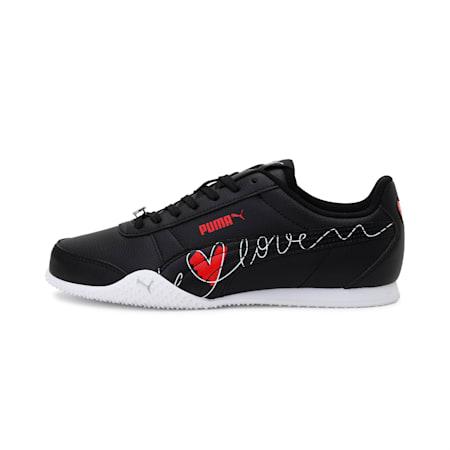 Bella Valentine's Women's Shoes, Puma Black-Puma Black, small-IND