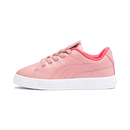 Basket Crush Kids' Shoes, Bridal Rose-Pink Alert, small-IND