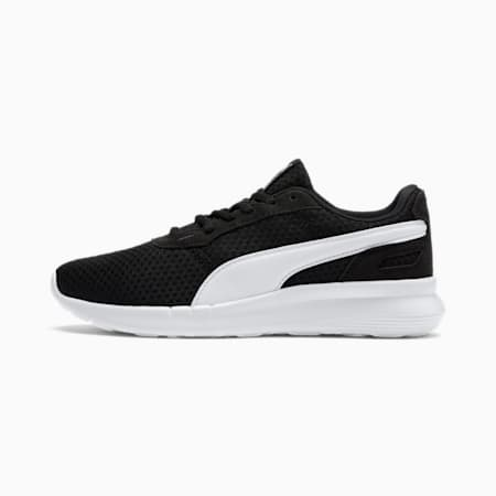 ST Activate Youth Sneaker, Puma Black-Puma White, small
