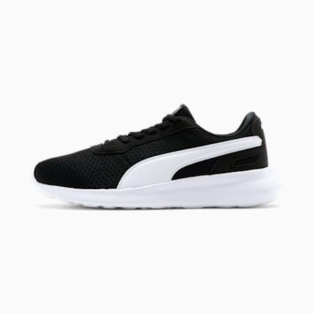 ST Activate Sneakers JR, Puma Black-Puma White, small