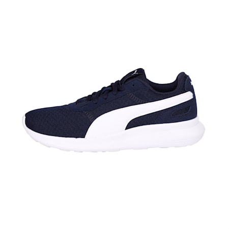 ST Activate SoftFoam+ Sneakers JR, Peacoat-Puma White, small-IND