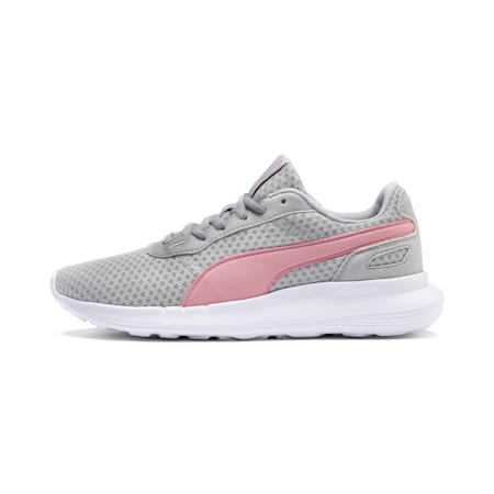 ST Activate Sneakers JR, Gray Violet-Bridal Rose, small