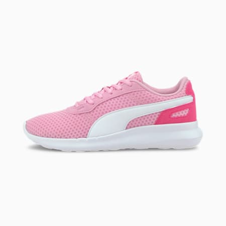 ST Activate Youth Trainers, Pale Pink-Puma White, small-SEA