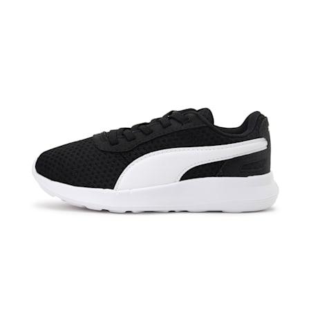 ST Activate AC Kids' Shoes, Puma Black-Puma White, small-IND