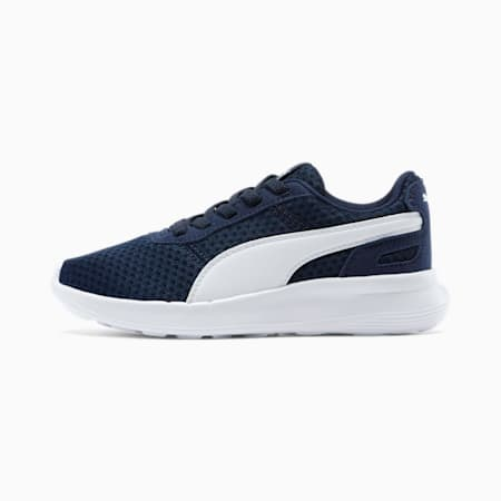 ST Activate AC Kids' Shoes, Peacoat-Puma White, small-IND