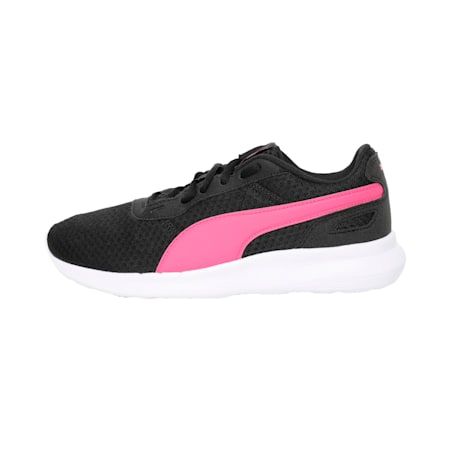 ST Activate AC Kids' Shoes, Puma Black-Fuchsia Purple, small-IND