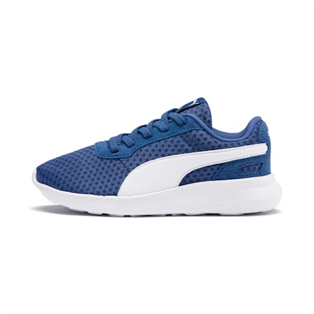ST Activate AC Kids' Shoes, Galaxy Blue-Puma White, small-IND