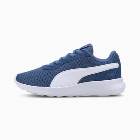 ST Activate AC Kids' Shoes, Bright Cobalt-Puma White, small-IND