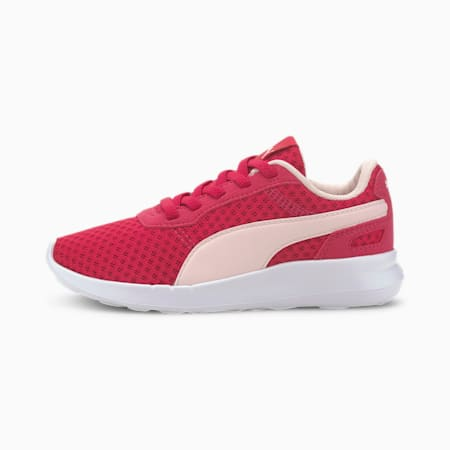 ST Activate AC Kids' Trainers, BRIGHT ROSE-Rosewater, small-SEA