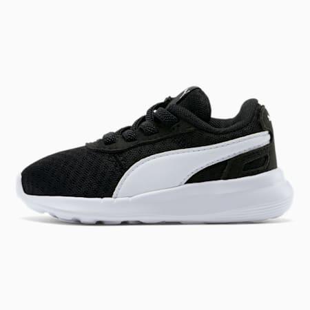 Zapatos ST Activate AC para bebé, Puma Black-Puma White, pequeño