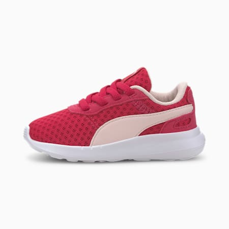 ST Activate Babies' Trainers, BRIGHT ROSE-Rosewater, small-SEA
