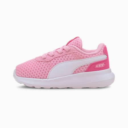ST Activate Babies' Trainers, Pale Pink-Puma White, small-SEA