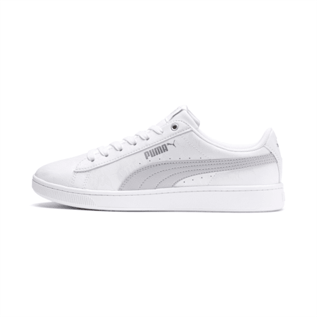 PUMA Vikky v2 Summer Pack Women's Sneakers, Gray Violet-Silver-White, small-IND
