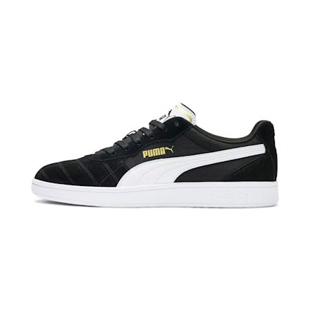 Zapatos deportivos Astro Kick, Puma Black-Puma White-Puma Team Gold, pequeño