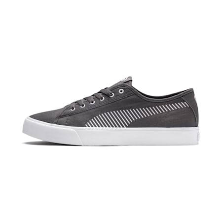 Bari SoftFoam+ Sneakers, Charcoal Gray-Puma White, small-IND