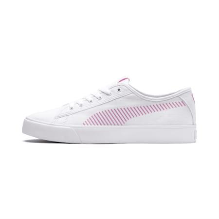 Zapatos deportivos Bari, Puma White-Pale Pink, pequeño